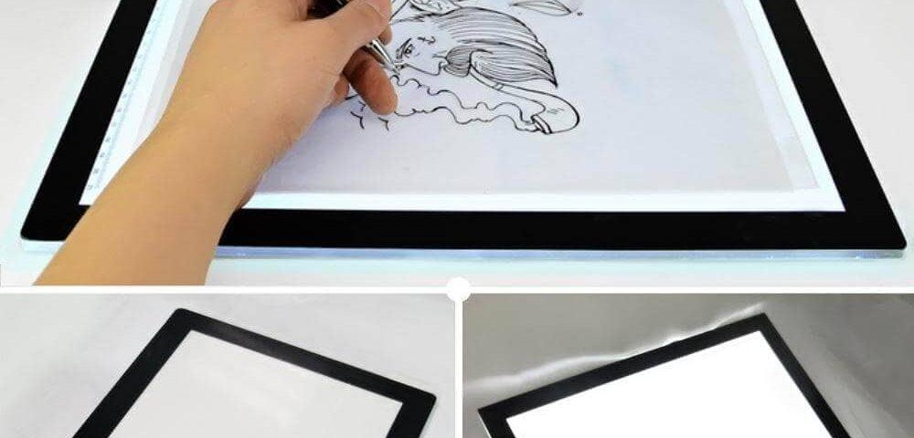 Профессиональные просветы световые планшеты для художников и мультипликаторов