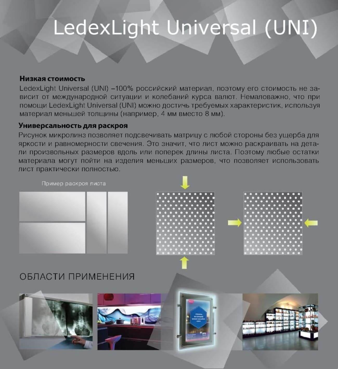 Ledexlight Universal фото