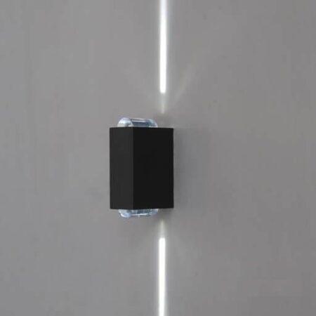 Настенный светодиодный светильник ЛУЧ