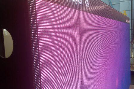 Уличные экраны P10