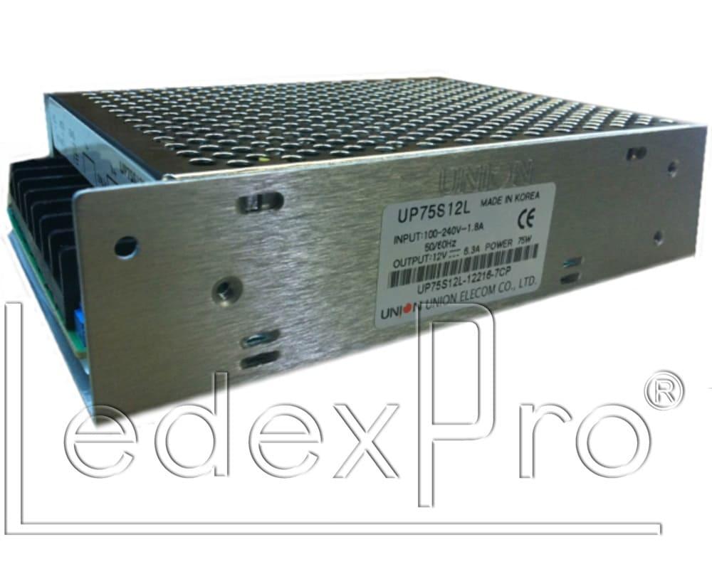 Блок питания интерьерный 12В 75Вт (UP75S12L)
