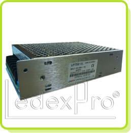Блок питания интерьерный 12В 60Вт интерьер (пластиковый корпус)