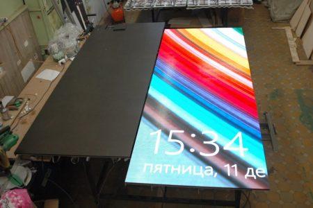 Интерьерные экраны P6
