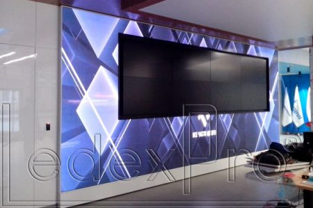 Интерьерные экраны P2,5 фото