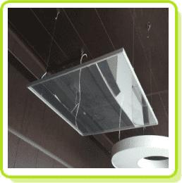 Прозрачные светильники фото