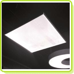 Прозрачные светильники вид